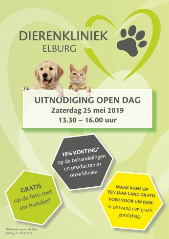 FLYER A5 DIERENKLINKIEK
