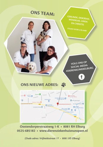FLYER A5 DIERENKLINKIEK2