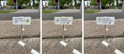 parkeerbordendierenkliniek